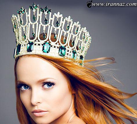 عکس های زیباترین و جذاب ترین دختر ایرلند نمایان شد