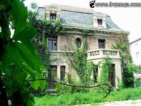 خانه ای وحشتناک که در دست ارواح است (عکس)