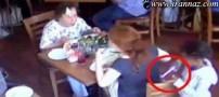 دزد 7 ساله که در دنیا غوغا به پا کرد (عکس)