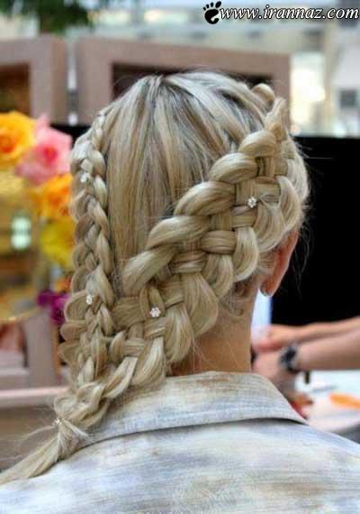 زیباترین بافت موی دخترانه (سری جدید)