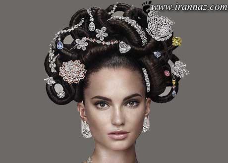 جواهراتی که همه را دیوانه می کند (عکس)
