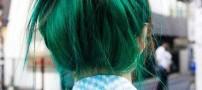 عکس هایی از جدیدترین رنگ های فانتزی بسیار زیبا