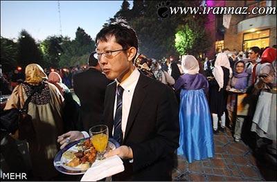 عکس هایی از بازگشت شوکه کننده ی یانگوم به ایران