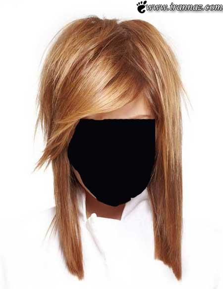 عکس هایی از جدیدترین مدل موهای زنانه 2014