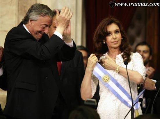 رئیس جمهوری که ملکه ی مد و فشن شد (عکس)