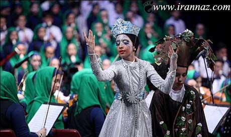 ظاهرا در تهران رقص باله آزاد شده است (عکس)