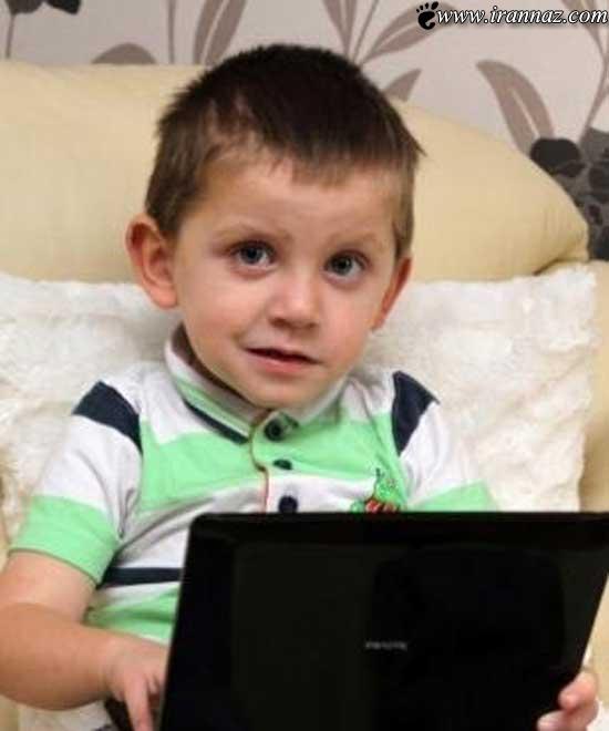 خشن ترین کودک دنیا نمایان شد (عکس)