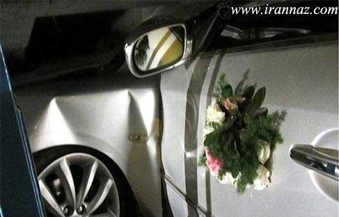 دامادی که شب عروسیش به کما رفت (عکس)
