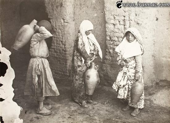 اسطوره های باورنکردنی  زیبایی دوره ی قاجار (عکس)