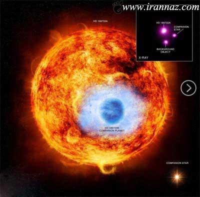 یک اتفاق باورنکردنی در خورشید رخ داده است (عکس)