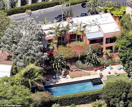 خانه ی جنجالی کریستین استوارت نمایان شد (عکس)