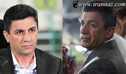 عکس هایی از عمل زیبایی بازیکنان ایرانی