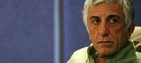 دعوای جنجالی رضا کیانیان در برنامه زنده (عکس)