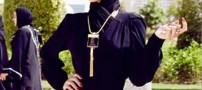 حجاب جنجالی ریحانا همه را متعجب کرد (عکس)