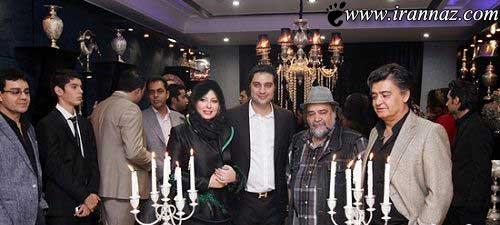 افتتاحیه جنجالی کلینیک زیبایی نیوشا ضیغمی (عکس)