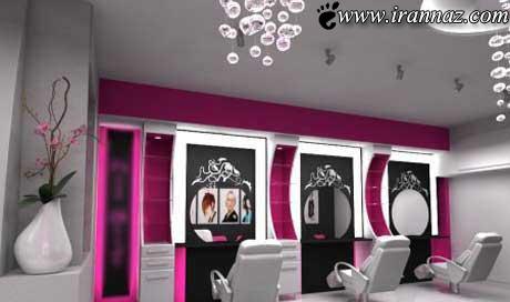 یک اتفاق باورنکردنی در آرایشگاه زنانه در تهران (عکس)
