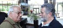 بازگشت جنجالی بازیگر مشهور ایرانی (عکس)