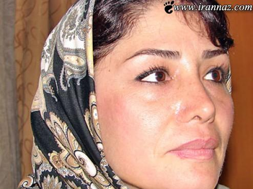 زندگی بسیار غمگین شیر زن ایرانی (عکس)