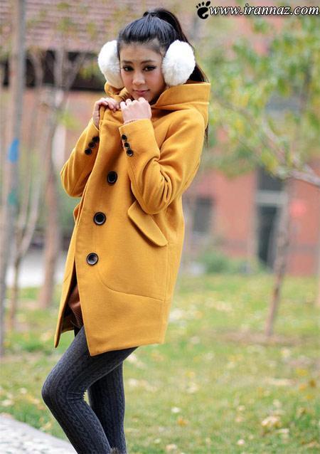 عکس هایی از مدل پالتوهای دخترانه 2014