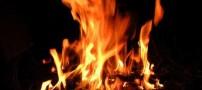 پدر بی رحمی که دخترش را آتش زد (عکس)