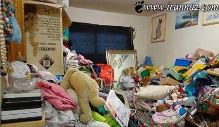 خانواده ای که همه ی مردم را شوکه کردند (عکس)
