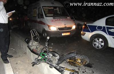 حادثه ی دردناک تهران را تکان داد (عکس)