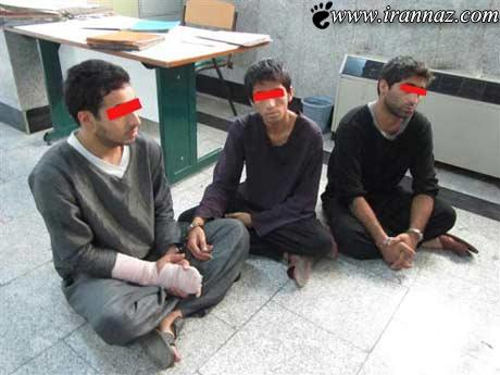 زورگیری در تهران بیداد می کند (عکس)