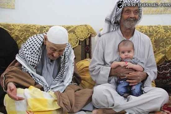 فوت پیرمرد 140 ساله خبرساز شد (عکس)
