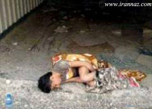 قتل بی رحمانه و وحشیانه پسر 4 ساله (عکس)