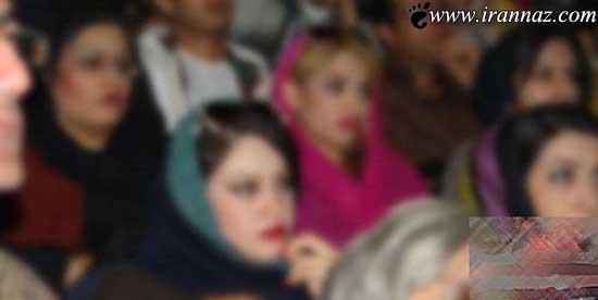 بیداد بد حجابی در جشنواره تئاتر (عکس)