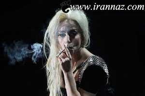 معتاد بودن لیدی گاگا در دنیا افشا شد (عکس)