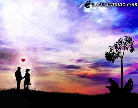 عکس های رمانتیک و عاشقانه (سری یک)