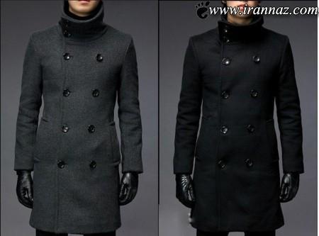 عکس هایی از پالتوهای زمستانی مردانه