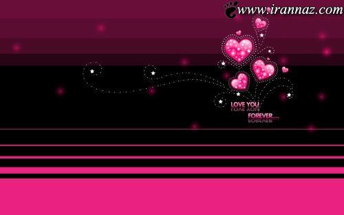عکس های عاشقانه از قلب های رمانتیک