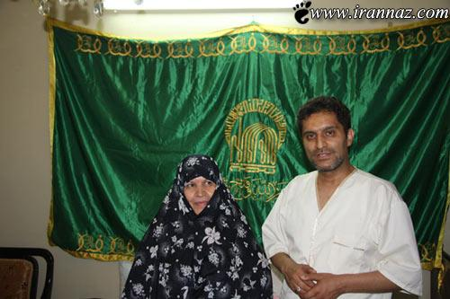 مبتلا شدن مجری مشهور ایرانی به سرطان (عکس)