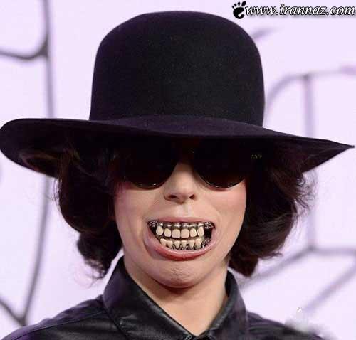 زشت ترین خواننده ی هالیوود انتخاب شد (عکس)