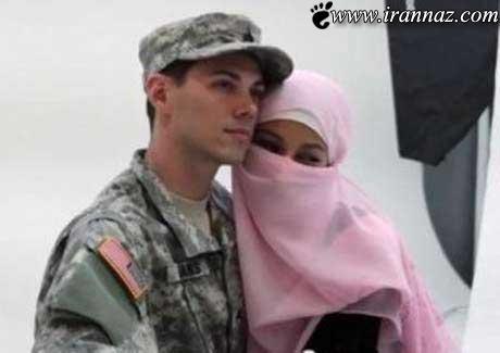 کار این دختر مسلمان جهان را لرزاند (عکس)