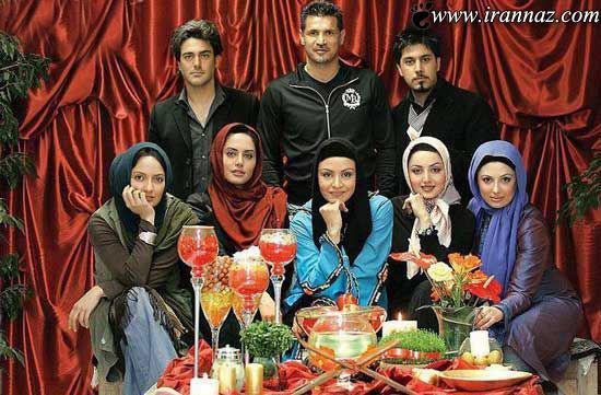 سن سال بازیگران ایران لو رفت (عکس)