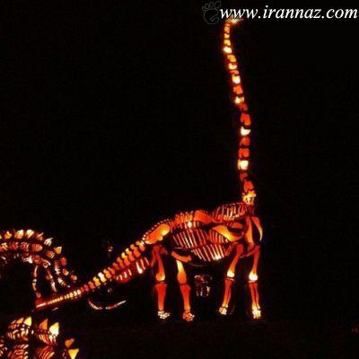 دایناسورهایی که شما را شوکه میکنند (عکس)
