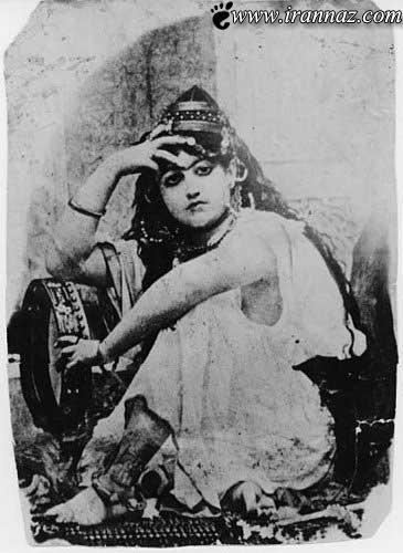 رقاص اختصاصی دربار قاجار سوژه شد (عکس)