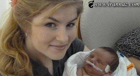 بالاخره فرزند 19 این خانواده به دنیا آمد (عکس)