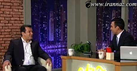 دعوت حمید استیلی در این شبکه معروف (عکس)
