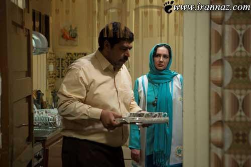 عکس های جنجالی هانیه توسلی در فیلم جدیدش