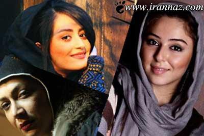 بازیگر های بی استعداد ایران را بشناسید (عکس)