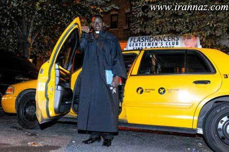 کار جالب کشیش 52 ساله نیویورکی (عکس)