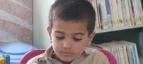 پسر 8 ساله ی بندرعباسی زنده به گور شد (عکس)