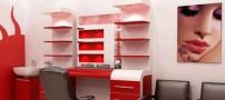 لو رفتن این آرایشگاه با زنان بی حجابش (عکس)