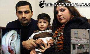 این کودک آدمخوار همه را وحشت زده کرد (عکس)
