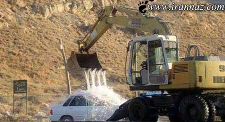 این کارها فقط از دست ایرانی ها بر می آید (عکس)
