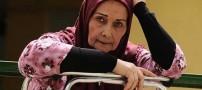 بازیگر زن مشهور ایرانی دچار سرطان شد (عکس)